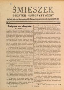 Śmieszek, 1933, nr 8
