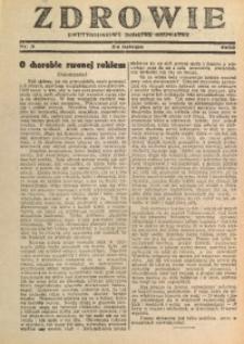 Zdrowie, 1932, nr 3