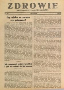 Zdrowie, 1932, nr 9