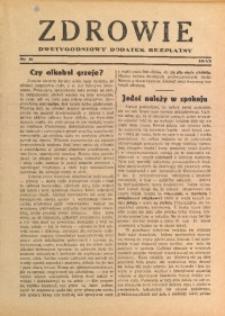 Zdrowie, 1933, nr 6