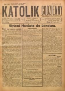 Katolik Codzienny, 1924, R. 27, Nr. 139