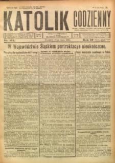 Katolik Codzienny, 1924, R. 27, Nr. 171