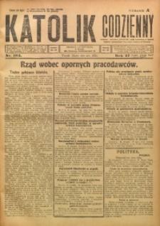 Katolik Codzienny, 1924, R. 27, Nr. 193