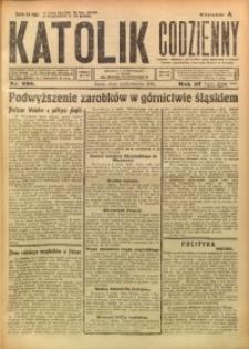 Katolik Codzienny, 1924, R. 27, Nr. 233