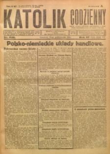 Katolik Codzienny, 1924, R. 27, Nr. 240