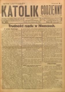 Katolik Codzienny, 1924, R. 27, Nr. 241