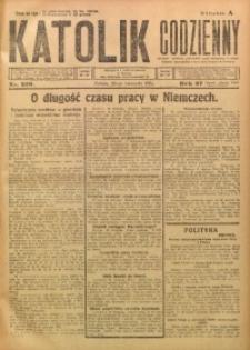 Katolik Codzienny, 1924, R. 27, Nr. 270
