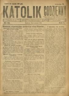 Katolik Codzienny, 1923, R. 1, Nr. 22