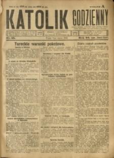 Katolik Codzienny, 1923, R. 26, Nr. 55
