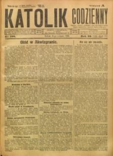 Katolik Codzienny, 1923, R. 26, Nr. 188