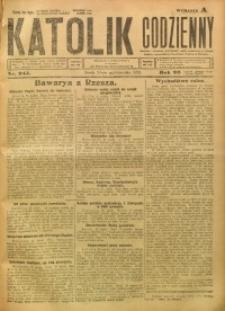 Katolik Codzienny, 1923, R. 26, Nr. 245