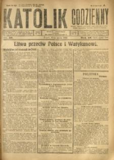 Katolik Codzienny, 1925, R. 28, Nr. 59