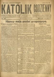 Katolik Codzienny, 1925, R. 28, Nr. 67