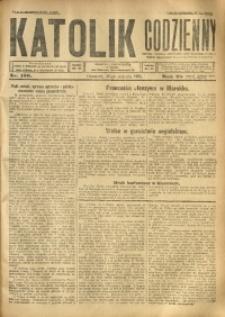 Katolik Codzienny, 1925, R. 28, Nr. 189