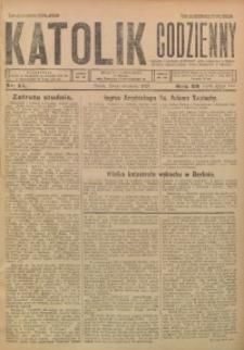 Katolik Codzienny, 1926, R. 29, Nr. 15