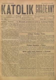 Katolik Codzienny, 1926, R. 29, Nr. 49