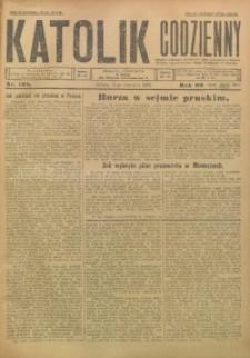 Katolik Codzienny, 1926, R. 29, Nr. 125