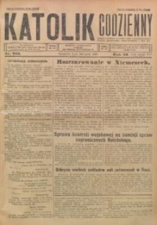 Katolik Codzienny, 1926, R. 29, Nr. 253