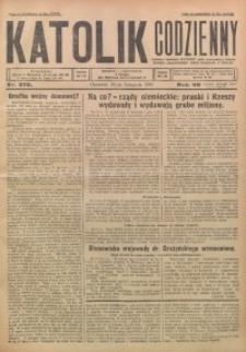 Katolik Codzienny, 1926, R. 29, Nr. 270