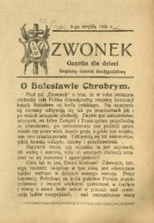 Dzwonek, 1925, R. 24, nr 15