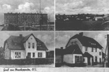 Gruβ aus Moschczenitz