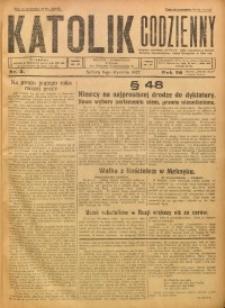 Katolik Codzienny, 1927, R. 30, Nr. 5