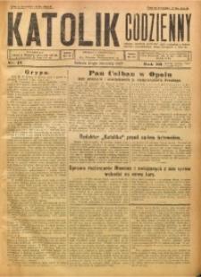 Katolik Codzienny, 1927, R. 30, Nr. 11