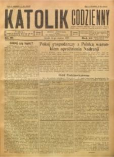 Katolik Codzienny, 1927, R. 30, Nr. 61