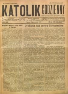 Katolik Codzienny, 1927, R. 30, Nr. 69
