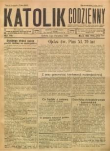 Katolik Codzienny, 1927, R. 30, Nr. 75