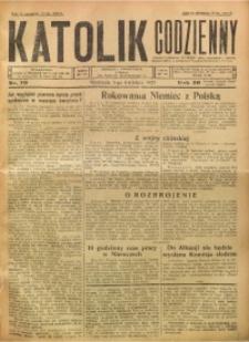 Katolik Codzienny, 1927, R. 30, Nr. 76