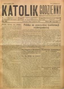 Katolik Codzienny, 1927, R. 30, Nr. 95