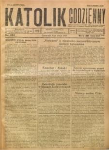 Katolik Codzienny, 1927, R. 30, Nr. 101