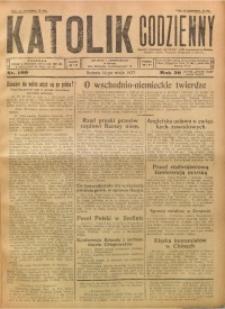 Katolik Codzienny, 1927, R. 30, Nr. 109