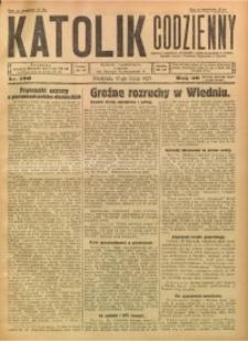 Katolik Codzienny, 1927, R. 30, Nr. 160