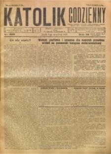Katolik Codzienny, 1927, R. 30, Nr. 203