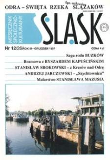 Śląsk, 1997, R. 3, nr 12