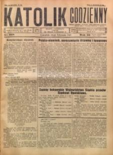 Katolik Codzienny, 1927, R. 30, Nr. 268