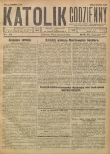 Katolik Codzienny, 1928, R. 31, Nr. 12