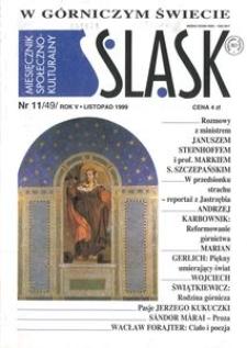 Śląsk, 1999, R. 5, nr 11