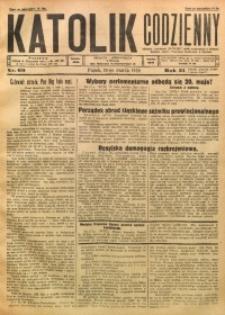 Katolik Codzienny, 1928, R. 31, Nr. 69