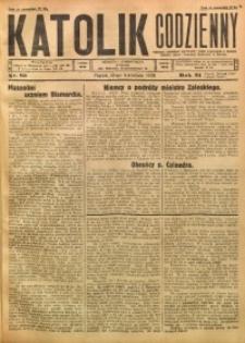 Katolik Codzienny, 1928, R. 31, Nr. 85