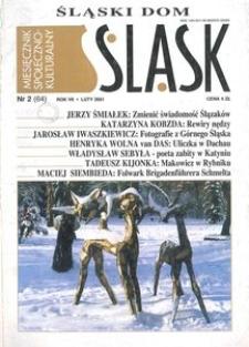 Śląsk, 2001, R. 7, nr 2