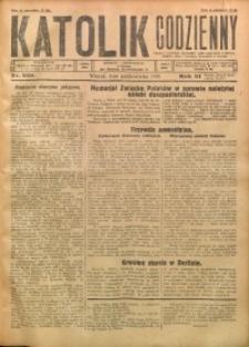 Katolik Codzienny, 1928, R. 31, Nr. 228