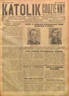Katolik Codzienny, 1928, R. 31, Nr. 271