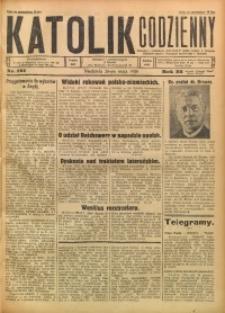 Katolik Codzienny, 1929, R. 32, Nr. 121