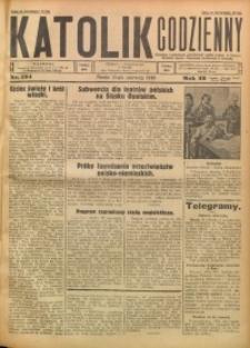 Katolik Codzienny, 1929, R. 32, Nr. 134