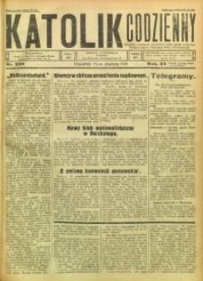 Katolik Codzienny, 1929, R. 32, Nr. 288
