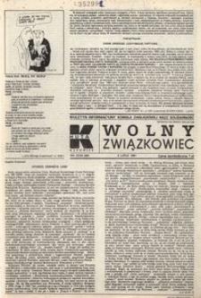 Wolny Związkowiec, 1981, nr 27