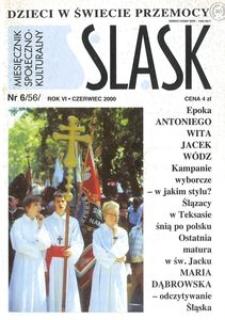 Śląsk, 2000, R. 6, nr 6